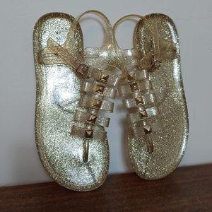 Kate Spade Farrah Thong Jelly Flip Flops Sandals